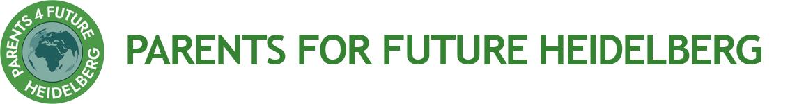 Parents For Future Heidelberg