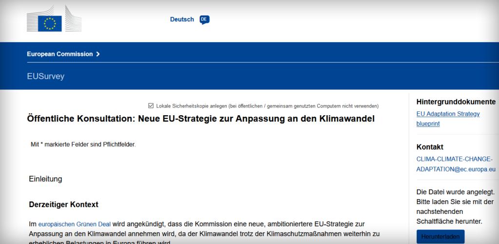 Public-consultation-green-deal-EU