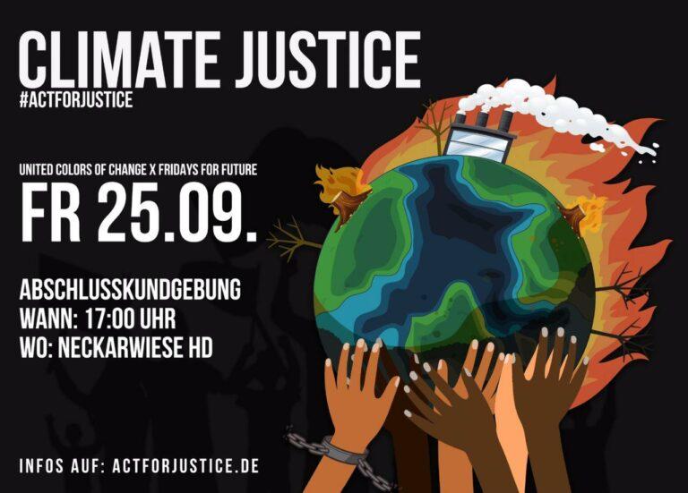 25.09. Globaler Klimastreik